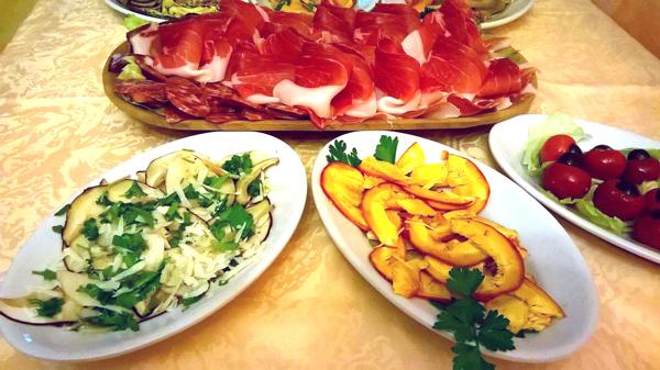 Piatti ristorante miramontes for Piatti ristorante